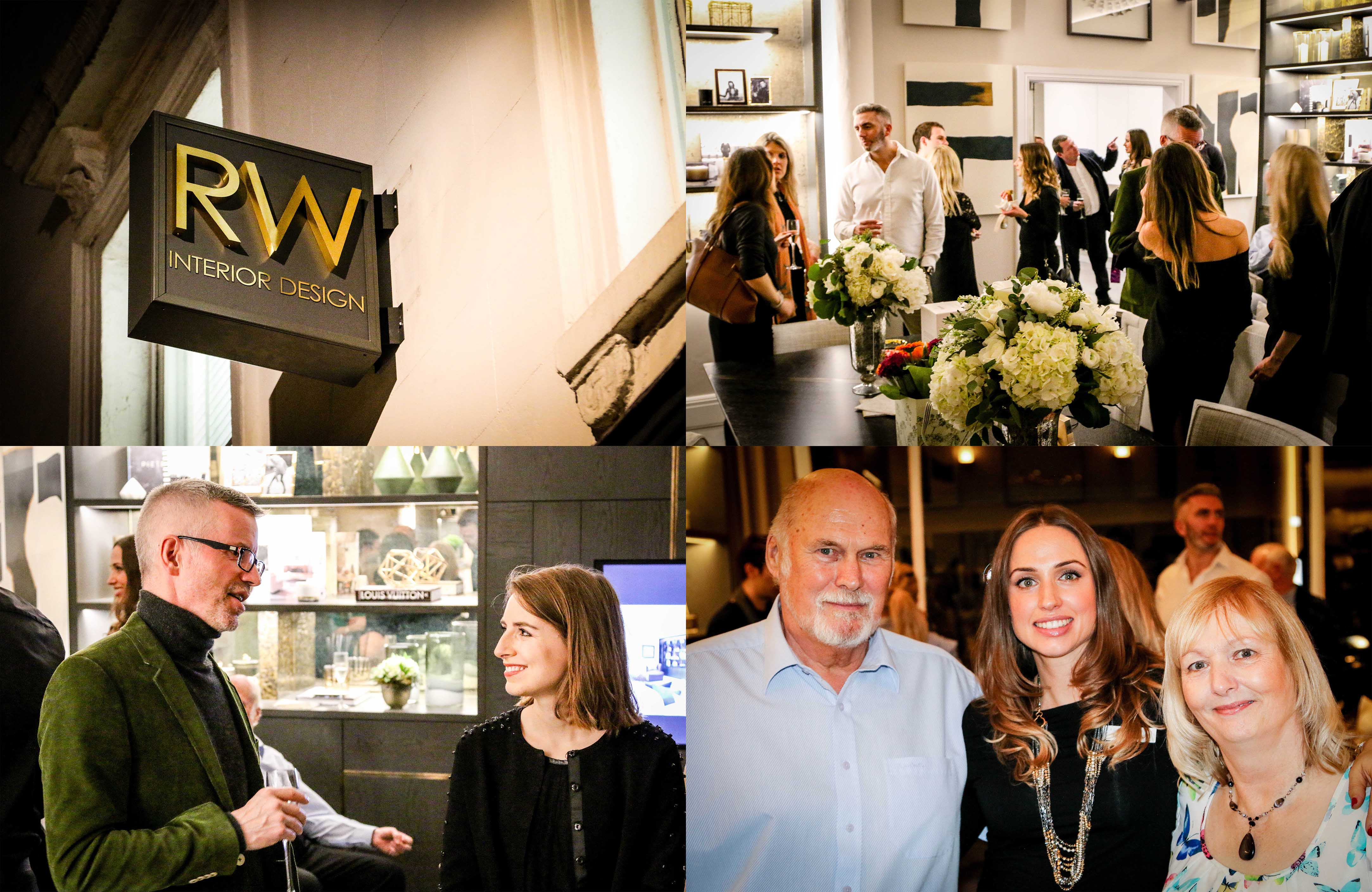 Rachel Winham Interior Design Showroom Opening