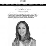 Rachel Winham Martyn White Designs