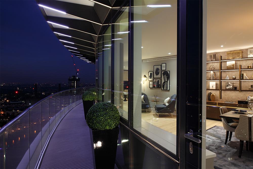 Penthouse Lombard Wharf Rachel Winham